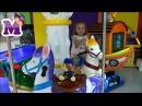 ЩЕНЯЧИЙ ПАТРУЛЬ И МАРИЯ в парке развлечений для детей Paw PATROL play in the Playground