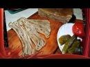 Деликатес из свиных шкурок Сьедается вмиг