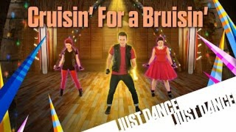 Just Dance Disney Party 2 - Cruisin' For a Bruisin'