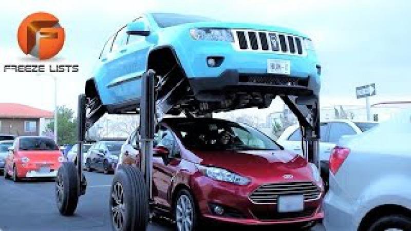 5 Vehículos Transformables Reales que te impresionaran