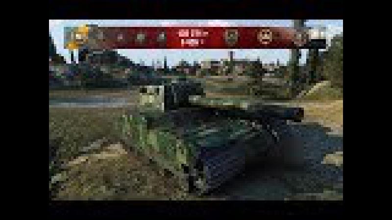 Type 5 Heavy ТТ-15 на Т-55а С отличием