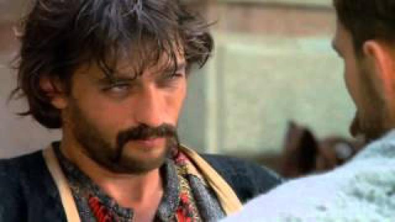 Иван Богун и Михал Жебровский Огнём и мечом 1999 год