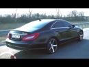Mercedes Benz CLS AMG on 20 Vossen Wheels Rims Tuning Time 2 видео с YouTube канала JoRick Revazov