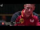 FAN Zhendong VS FILUS Ruwen (WTTC 2017) UNREAL MATCH