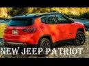 2017 JEEP Patriot Off Road Lifted Review - Engine, Interior - Specs Reviews | Auto Highlights