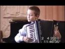 Бажилин Листок из песен военных лет Павел Рябков 10 лет