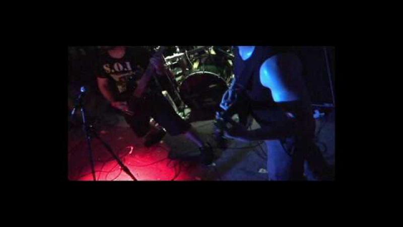 All Shall Perish - Eradication | Live In Austin, Texas Red 7 121308.