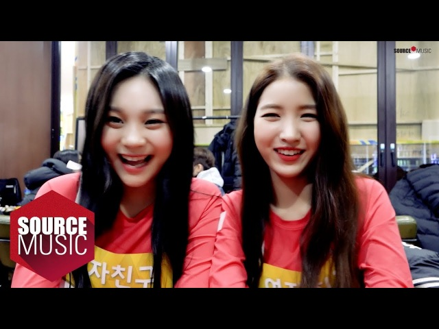 [Special Clips] 여자친구 GFRIEND - 2018 설 특집 아이돌 육상 대회 볼링 behind