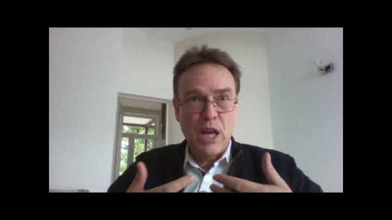 Иоахим Хайнц о горизонтальном лидерстве.