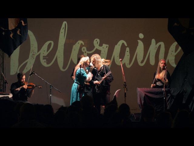 Deloraine - Vlků čas (Hedningarna Vargtimmen cover) OFFICIAL LIVE VIDEO