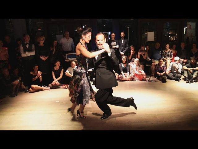 Tango Josefina Bermudez y Fabian Peralta, 28012017, Ghent Tango Festival 23