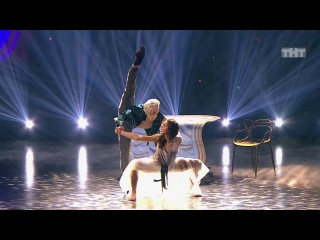 Танцы: Ильдар Гайнутдинов и Настя Джуркина (Kirov Opera - The Nutcracker) (сезон 4, серия 20) из с...