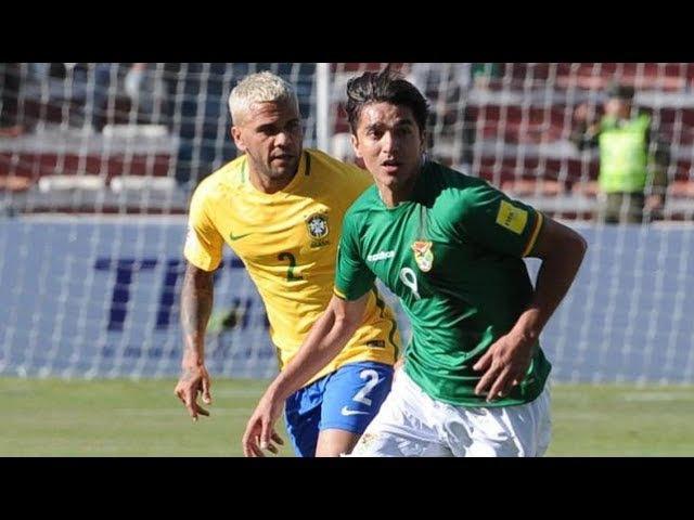 Eliminatorias Sudamericanas - Bolivia vs. Brasil