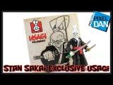 Usagi Yojimbo Stan Sakai Exclusive Teenage Mutant Ninja Turtles Figure Video Review