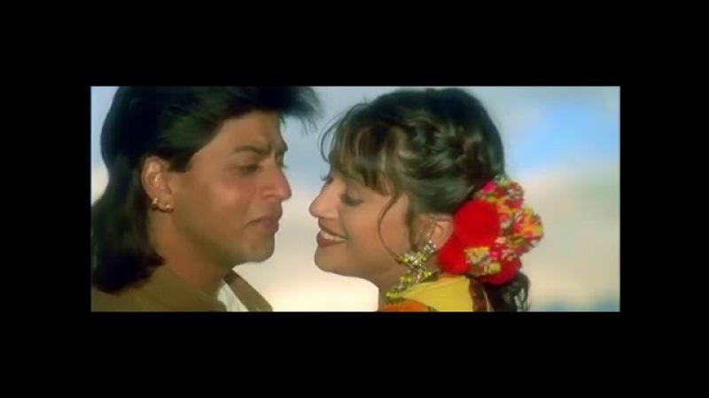 Dekha Tujhe T0 Koyla Shahrukh Khan Madhuri Dixit HQ 1080p HD