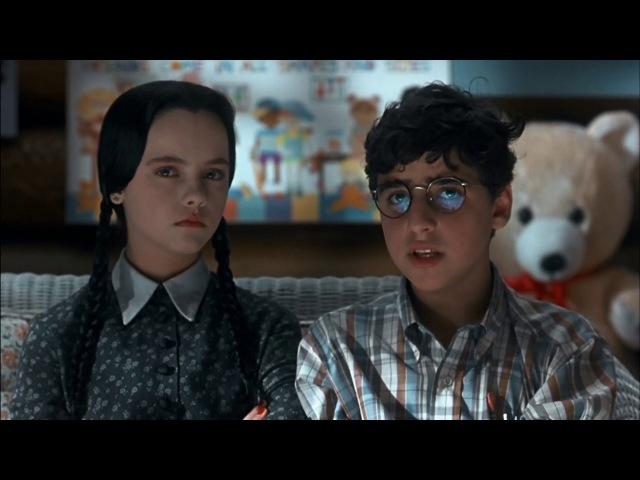 Ценности семейки Аддамс / Addams Family Values (But, It's Disney) [HD]