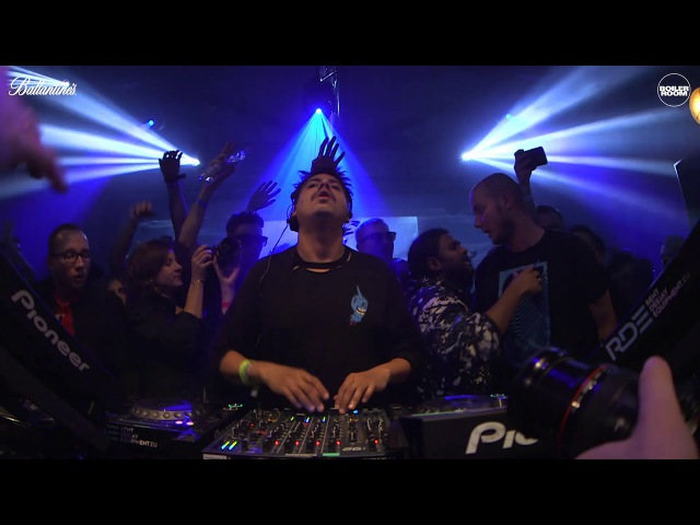 Seth Troxler Boiler Room Ballantine's True Music Poland DJ Set