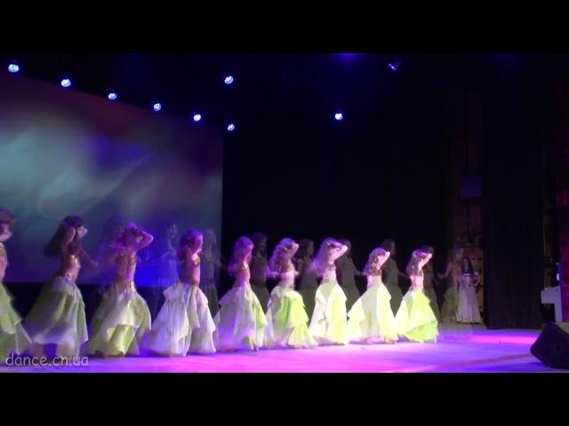 Lila children Dance School Лила 8 марта Красивый детский восточный танец для детей Чернигов ...
