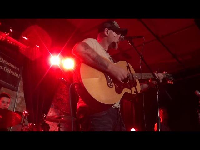 Blues und Rocknacht Hameln, Jimmy Cornett the deadmen, 14.10.2017