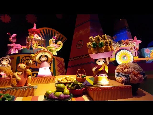 Hong Kong Disneyland. Самый крутой и красивый аттракцион.Смотрите до конца!