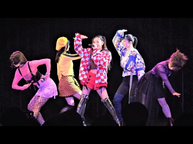フェアリーズ ☆ HEY HEY ~Light Me Up~ (Full Ver.初披露) 2018.01.06 プレミアヨコハマ 1300