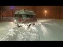Снегопад в Сахалине, Россия 13-14.12.2017   Snowfall in Sakhalin, Russia   ロシア、サハリンの降雪