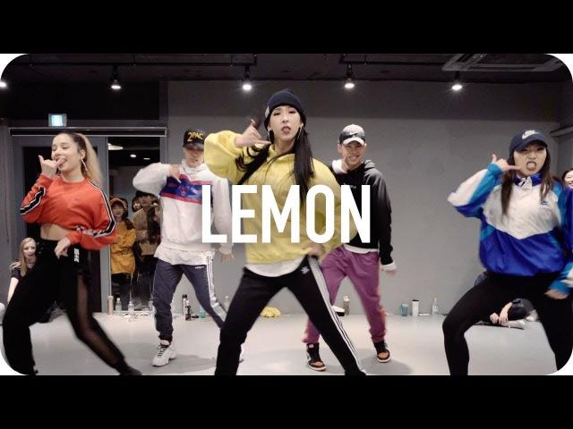 Lemon - N.E.R.D Rihanna / Mina Myoung Choreography