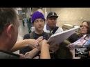 Ad Rock aka Adam Horovitz from Beastie Boys arriving to Sundance Film Festival at Salt Lake City Air