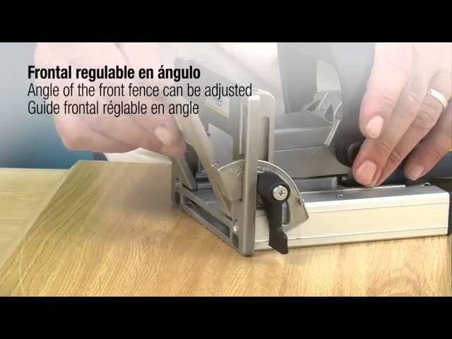 Фрезер для шкантов и пазов — ламельный фрезер AB111N