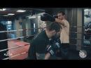 Смещение с линии атаки —техника уклонов в боксе от Андрея Басынина