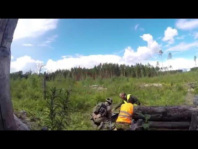 Страйкбольный миномет / Airsoft mortar