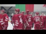 Лев Бердичевский о игре Русские Витязи vs СКА-1946