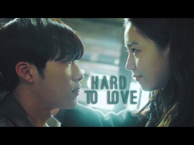 ● MAD DOG    Kim Min Joon ✘ Jang Ha Ri ; Hard To Love