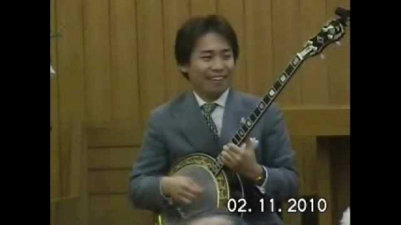Plectrum Banjo solo