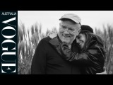 Emma Watson stars in an exclusive Peter Lindbergh-directed film for Vogue Australia
