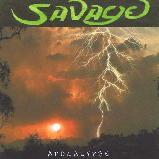 Savage альбом Apocalypse