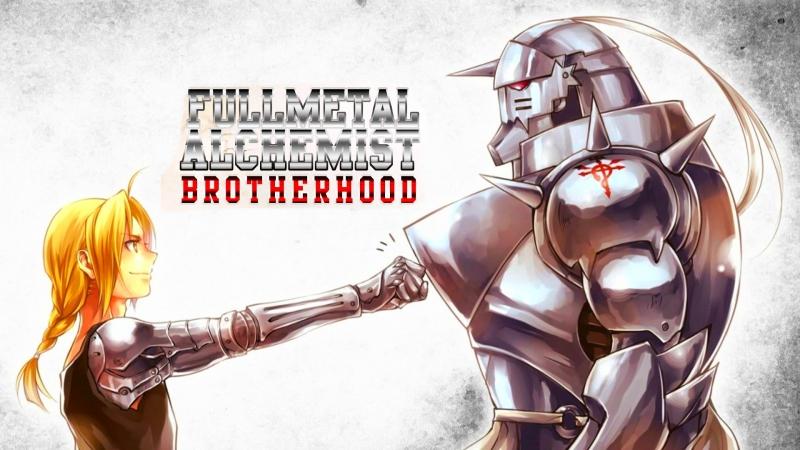 Цельнометаллический Алхимик: Братство / FullMetal Alchemist: Brotherhood [16-30 из 64] (2009) - Part 2