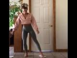 Тренировка на ноги и попу