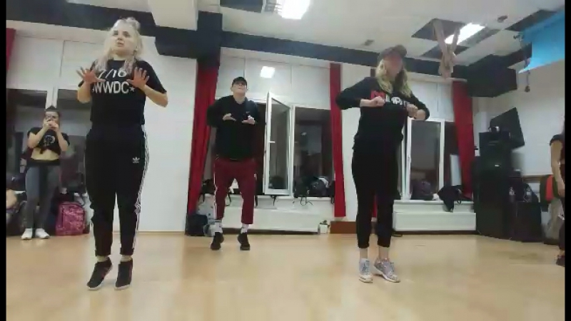Kyrill Tsyganov Танц.студия Импакт