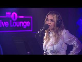 Rita Ora сделала кавер на песню Madonna - Like A Virgin in the Live Lounge
