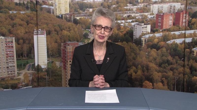 2018-03-14 - Председатель ТИК В.Каменева о предстоящих выборах (Лобня)