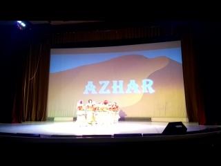 Алжирский танец algerian dance, коллектив азхар, рук. коробейникова елена
