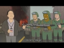 ГОДЗИЛА Анимационный Музыкальный Клип multikizakaz