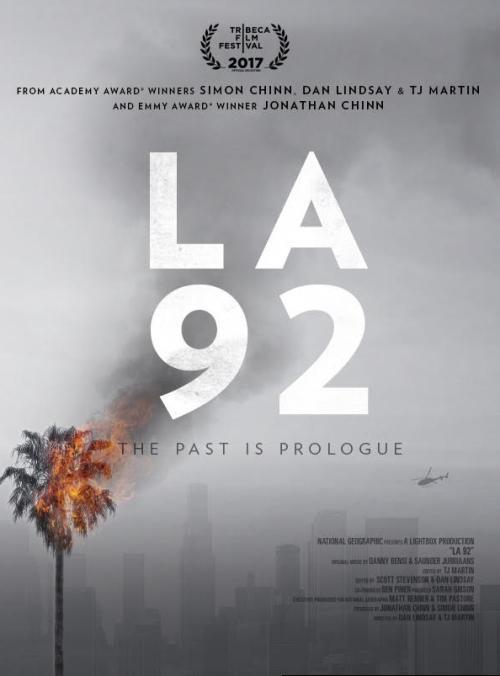 Лос-Анджелес 92 (Лос-анджелесский бунт. Полицейский беспредел и расизм в США)