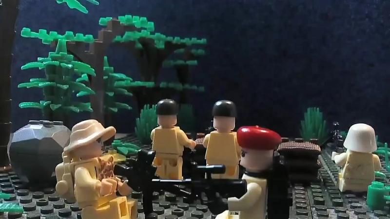 Лего фильм Зомби апокалипсис весь фильм mp4