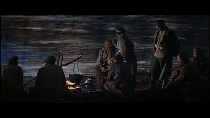 Беседы у костра - Огонь, вода, ветер - три сильный люди (Дерсу Узала, 1975) — копия