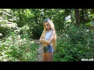 Empera Wild - Forest Fucking All Sex, Hardcore, Blowjob, Gonzo
