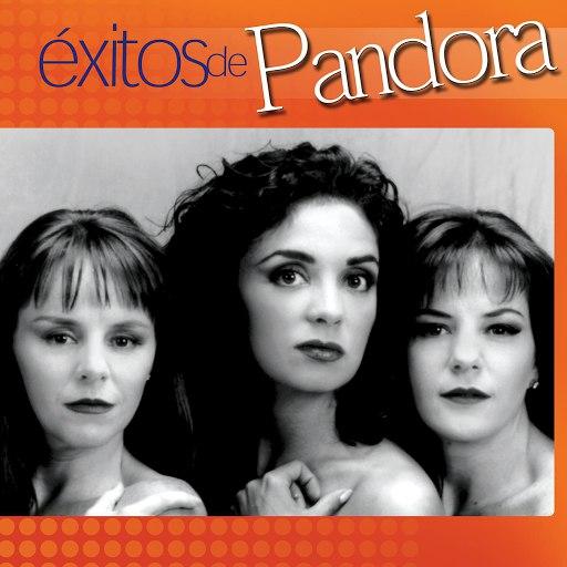 Pandora альбом Éxitos de Pandora