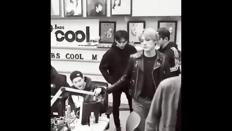 KBS Cool FM Lee Hongki's Kiss The Radio | Monsta X | JooHyuk | Jooheon Minhyuk | 2Lee | JooMin | HoneyPup