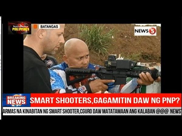 SMART SHOOTER,gagamitin daw ng PNP